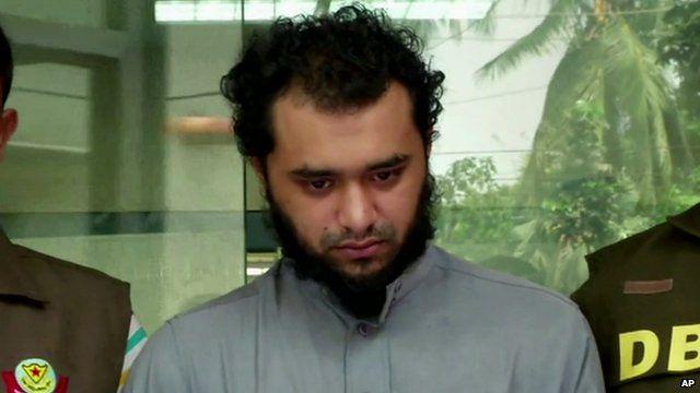British suspect Samiun Rahman