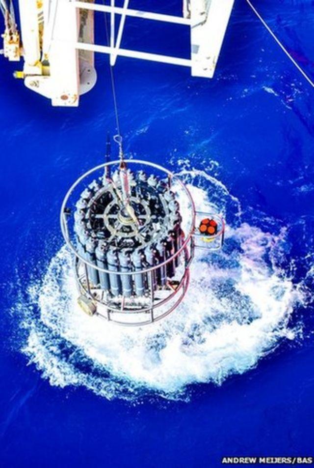 Different depths reveal ocean warming trends