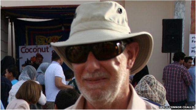 British hostage David Bolam freed in Libya
