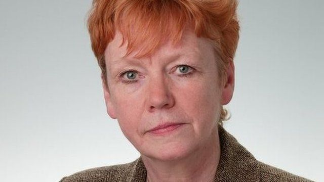 Northumberland Police and Crime Commissioner Vera Baird
