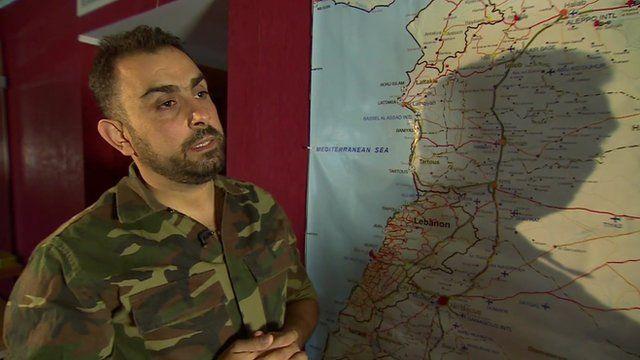 Major Tayseer Darwish