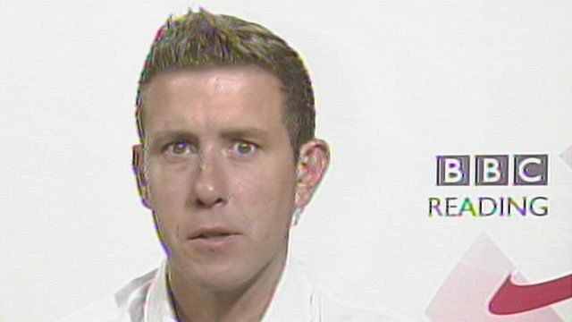 Adrian Cole, son of jailed Briton , Ray Cole