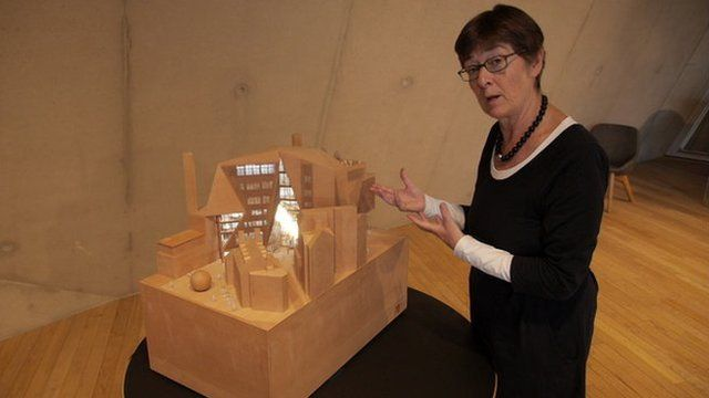 Sheila O'Donnell describes the new student building on the LSE campus