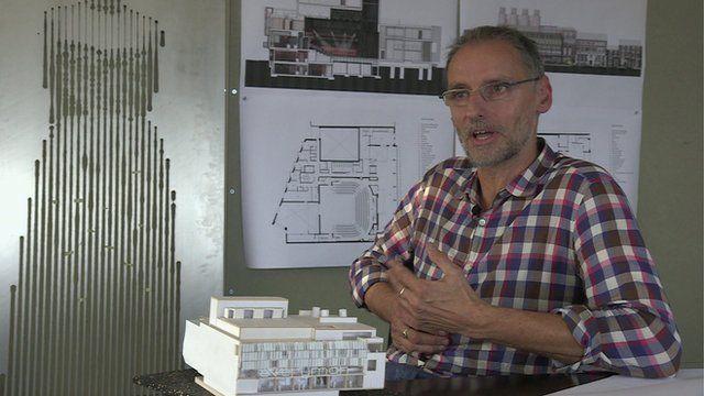Architect Steve Tompkins