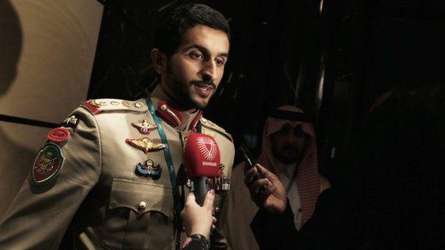 Prince Nasser bin Hamad al-Khalifa