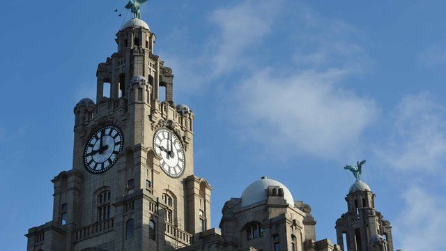 Liverpool Liver buildings