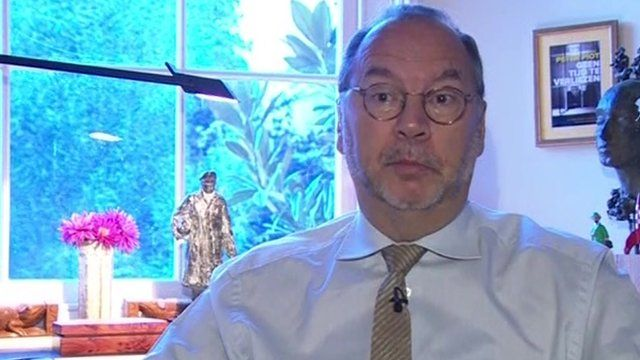 Professor Peter Piot,