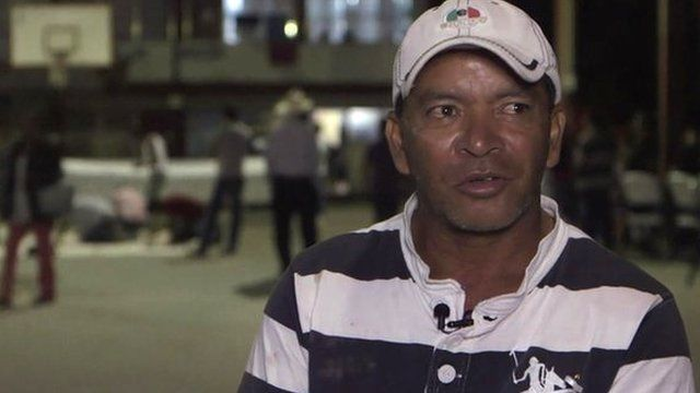Mario Cesar Gonzales Contreras