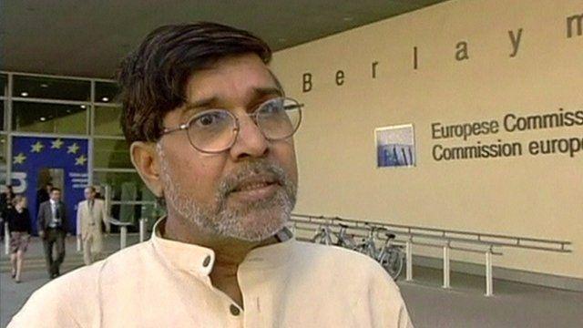 Kailash Satyarthi,