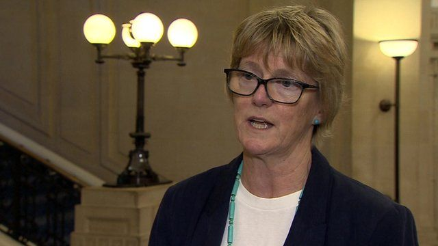 Chief medical officer Dame Sally Davies