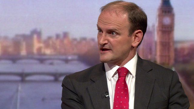 UKIP's first MP Douglas Carswell
