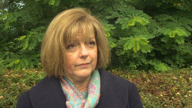 NHS England's Chief Nursing Officer Jane Cummings