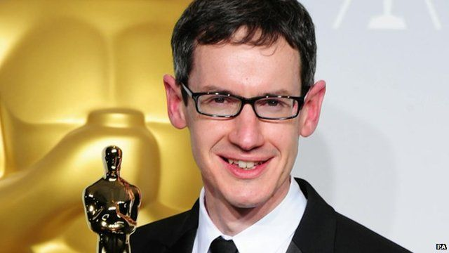 "Oscar winner Steven Price said he had a slight ""panic"" during his acceptance speech"