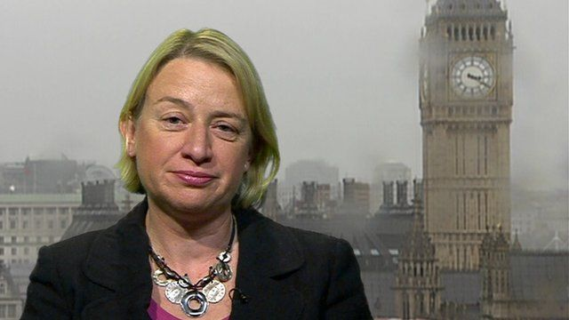 Natalie Bennett Green Party leader