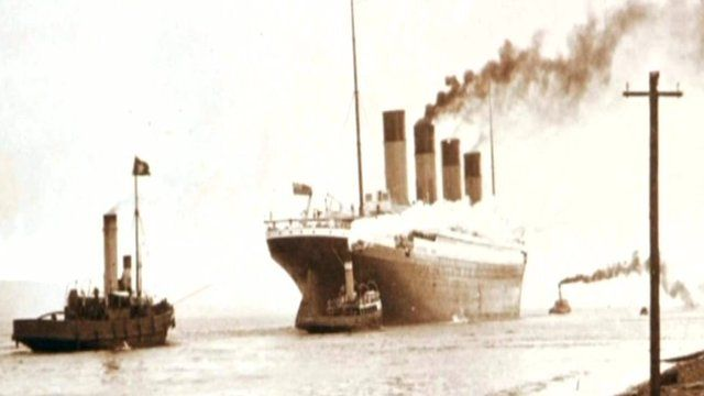 Titanic - archive image