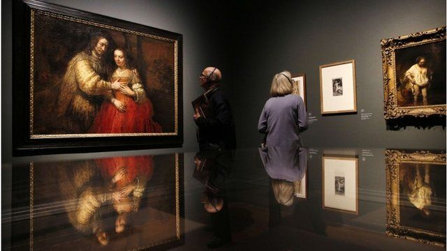 The Rembrandt exhibition at the National Gallery