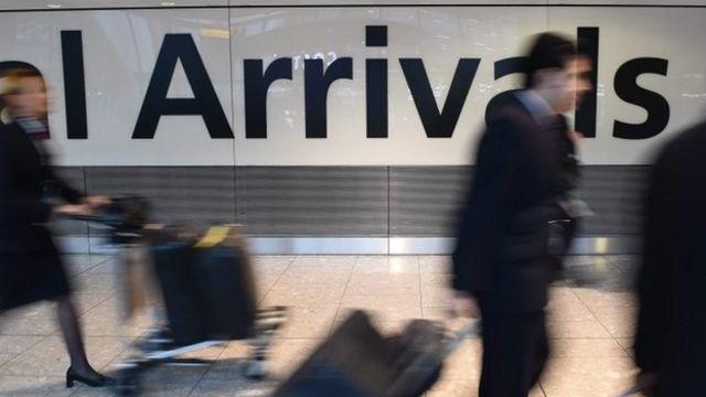 Ebola screening begins at Heathrow airport