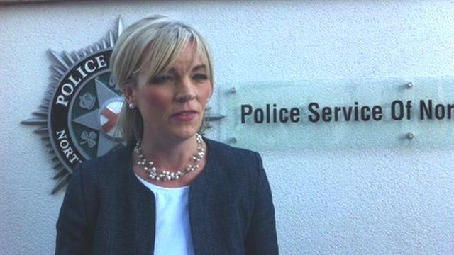 Det Ch Insp Una Jennings said the those behind the attack have no regard for the Derry community