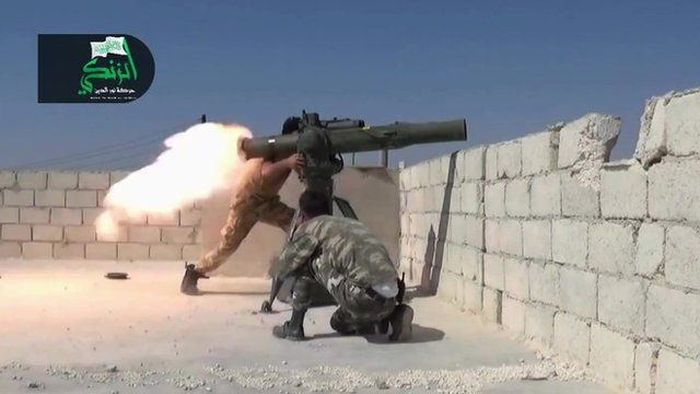 Syrian rebels: Obama's boots on the ground