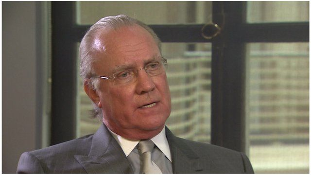 Gary Klesch, the chairman of Klesch Group