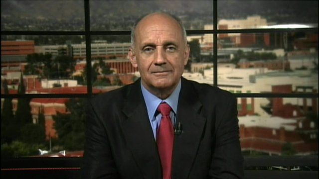 Dr Richard Carmona, former Surgeon General of the United States