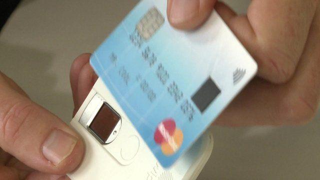 Zwipe card