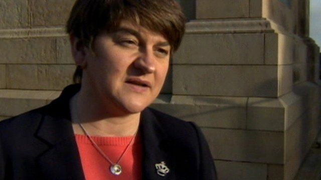 Arlene Foster MLA says it is important everyone feels part of the history of the city