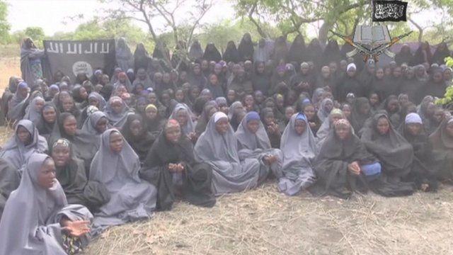Nigerian schoolgirls kidnapped by Boko Haram
