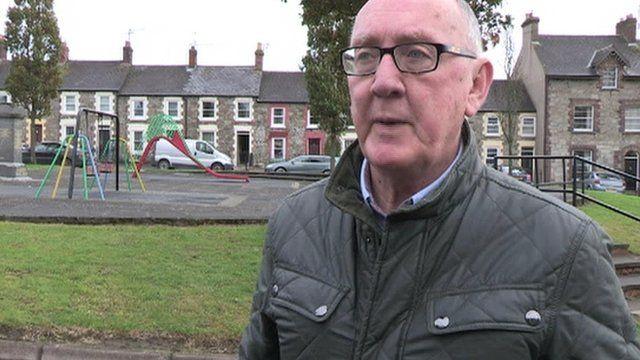 Councillow John Feehan said Bessbrook was a very quiet area