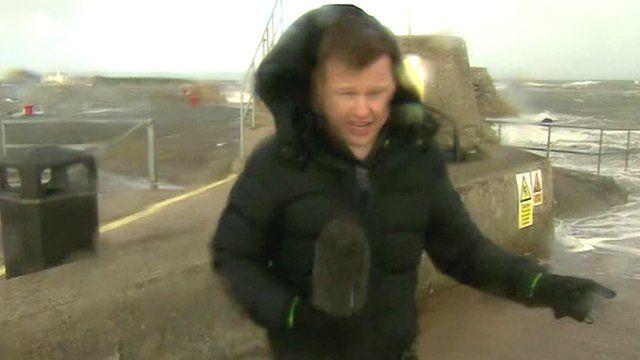 Chris Buckler in County Down