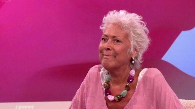 Lynda Bellingham on Loose Women