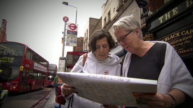 Linda Smither (left) and Jo Hunt