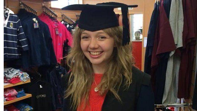 Fran Smith at Oxford University