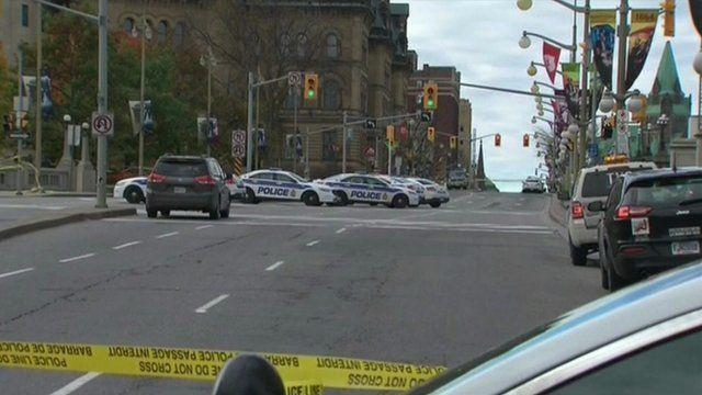 Street in Ottawa