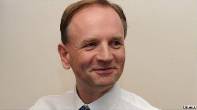 Simon Stevens, NHS England chief executive
