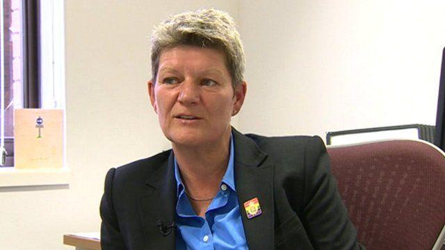 Tracy Myhill