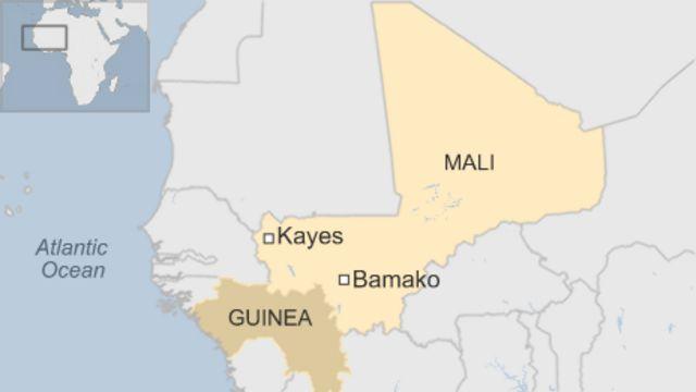 Ebola crisis: Mali confirms first infection case