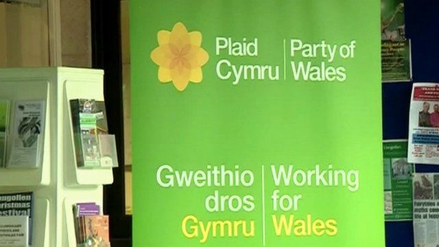 Plaid Cymru conference