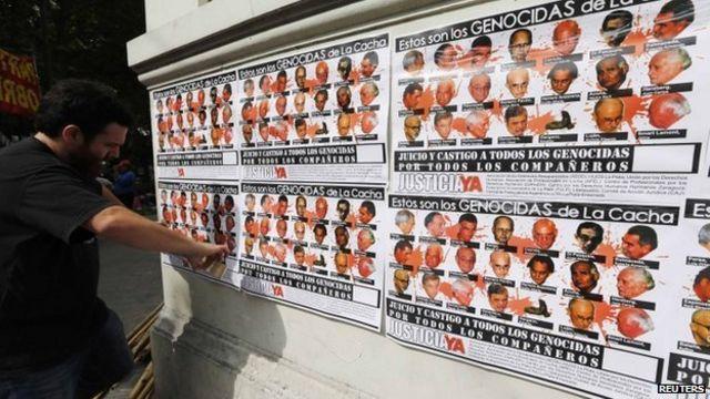 Argentina sentences 15 to life over La Cacha prison