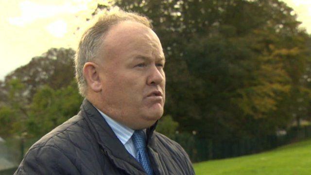 Councillor Aled Morris Jones