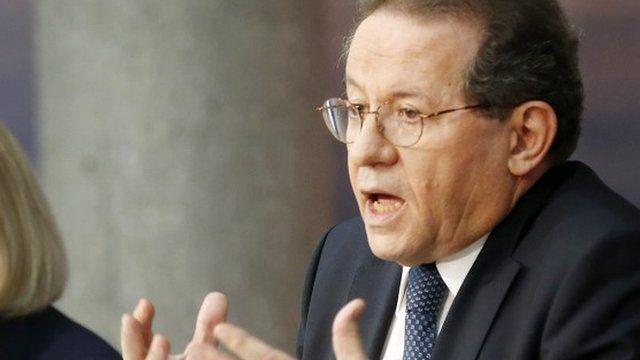 Vitor Constancio, vice-president of the ECB