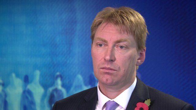 Det Chief Supt Tony Mole of North West Counter Terror Unit