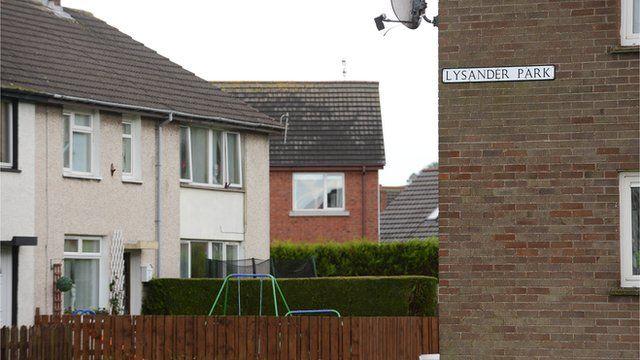 Lysander Park, Newtownards
