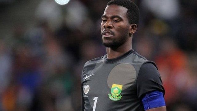 Senzo Meyiwa began playing for Orlando Pirates in 2005 and went on to captain the national team