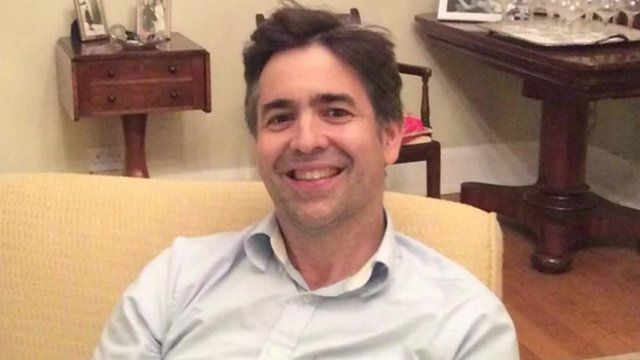 Stuart Calder, 52, orthopaedic surgeon