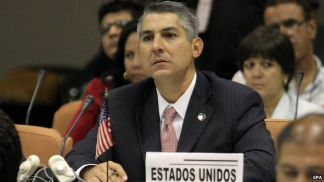 US officials attend Ebola meeting in Cuba, despite frosty relations