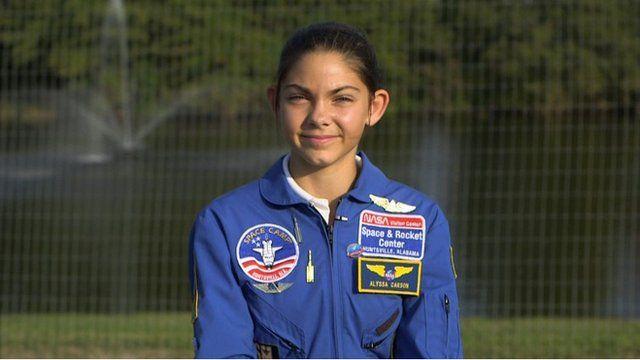 Alyssa Carson