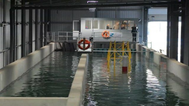 HR Wallingford Fast Flow Facility