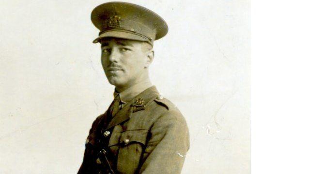 Poet Wilfred Owen