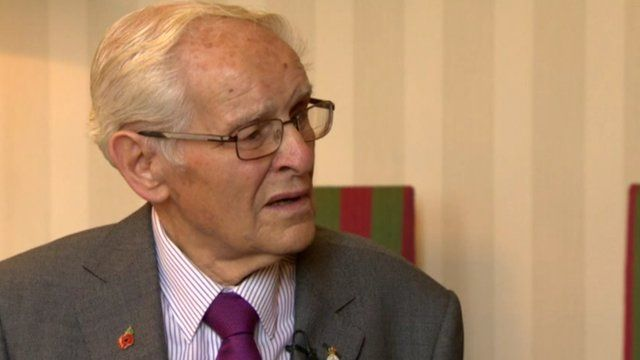 Navy veteran Tommy Jess, 91, from will received a Russian medal for bravery